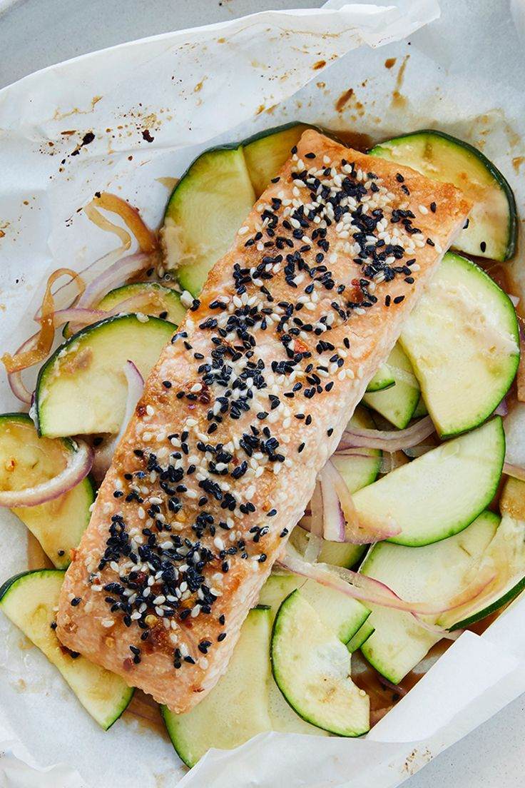 A complete meal that's ready in 30 minutes, no pots or pans required. — via @PureWow