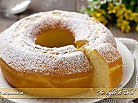 Ciambella alla panna, ricetta per la colazione