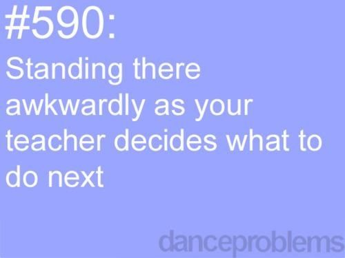 All the time #dancerproblems