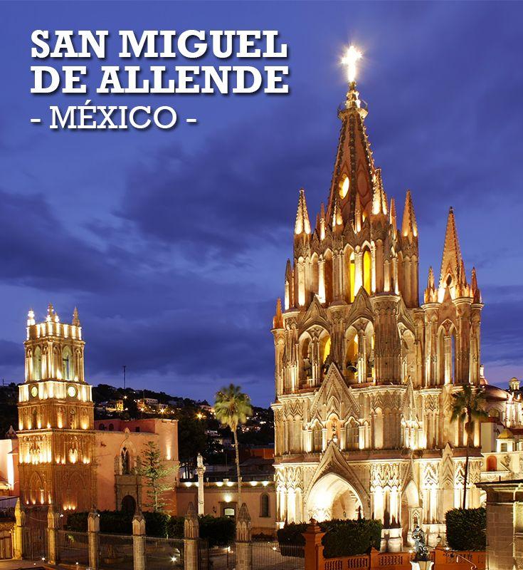 Considerado como patrimonio cultural de la humanidad, asómbrate con la arquitectura colonial de sus calles. #LBBO #México #Viajes
