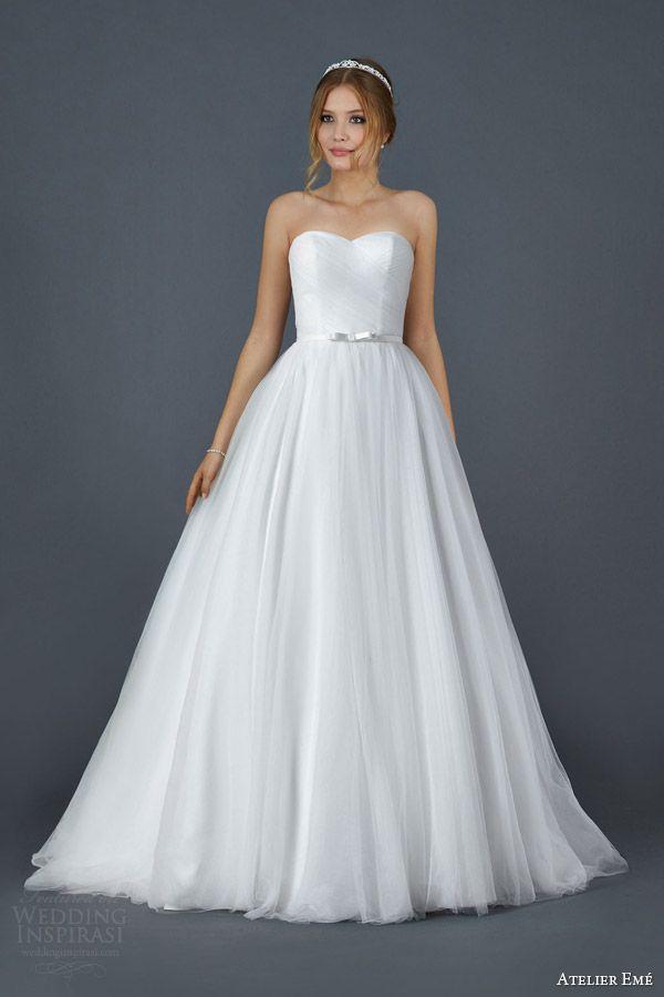 Fancy Atelier Eme Wedding Dresses