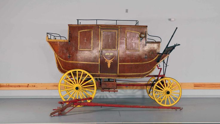 Wells Fargo Stagecoach presented as Lot T157 at Indianapolis, IN