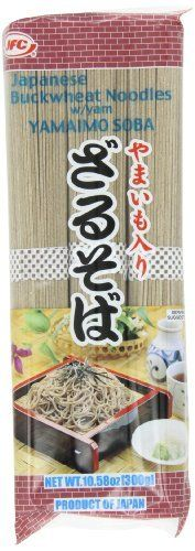 JFC Japanese Buckwheat Noodles * Read more reviews of the product by visiting the link on the image.Note:It is affiliate link to Amazon. #l4l