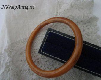 Oude bakelieten armband van 1930