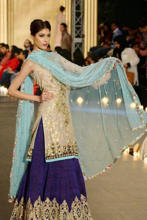 Zara Shahjahan bridal lehenga