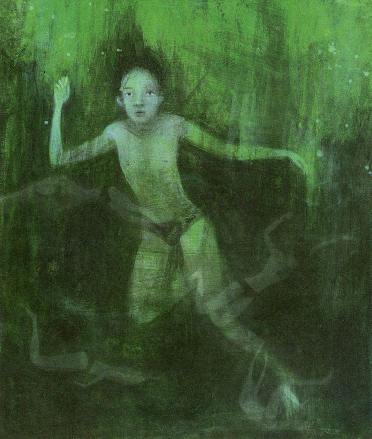 "Mara Cerri, from ""IL NUOTATORE"""