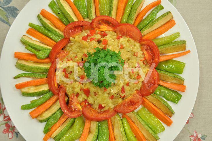 Karışık Köz Salata #KözSalata #Salata http://www.kure.tv/foto-galeri/karisik-koz-salata/1