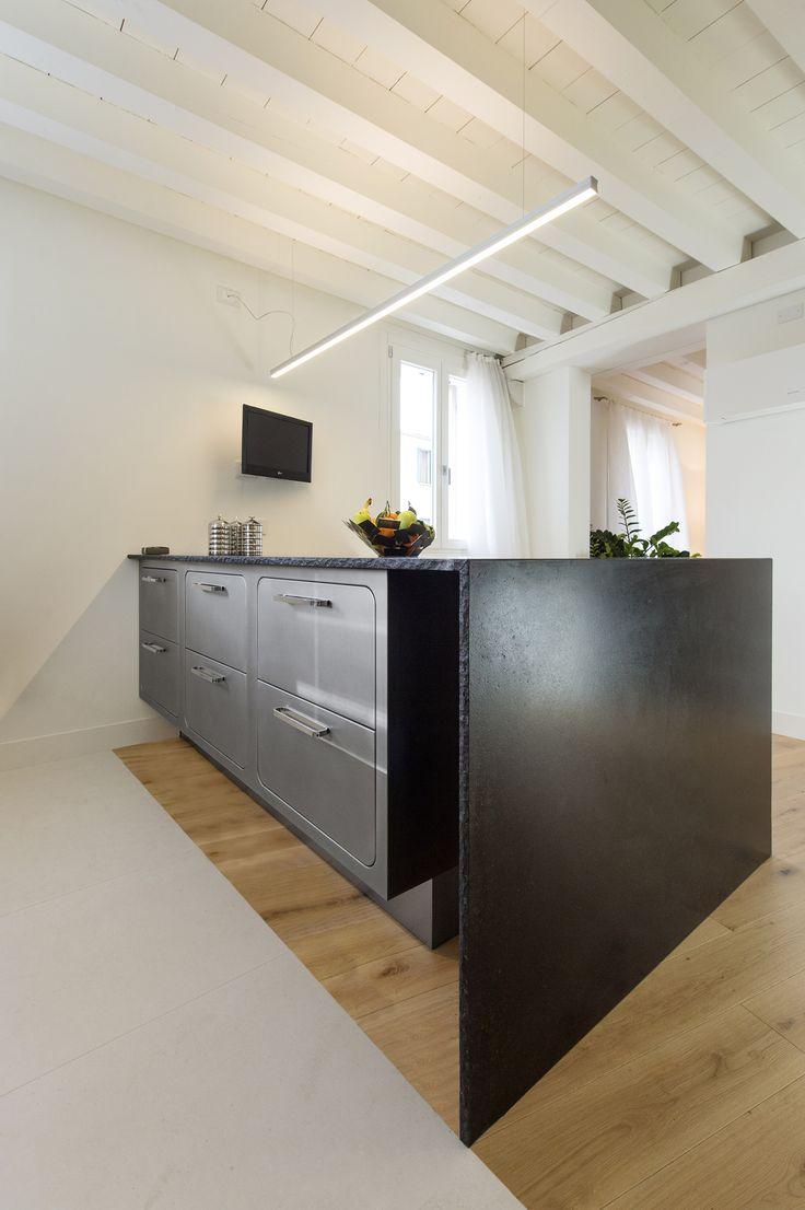 Prisma pro interior plat series amp tech series - Professional Stainless Steel Kitchen Ego By Abimis By Prisma Design Alberto Torsello