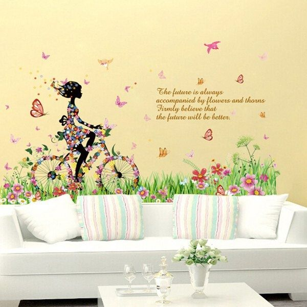 23 best Floor and wall Decals and Decor images on Pinterest | Wall ...