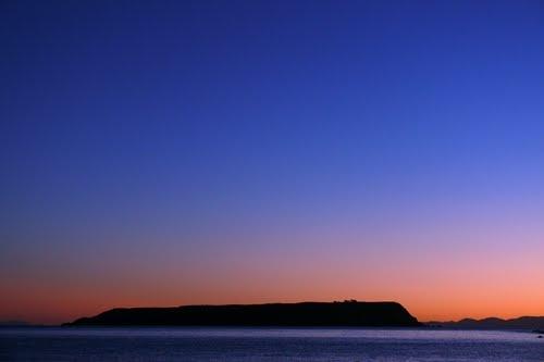 twilight over mana island