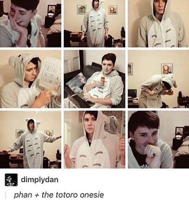 funfact that onesie was originally phils<<and phil looks SO ADORABLE IN IT I MEAN LOOK AT HIM OML