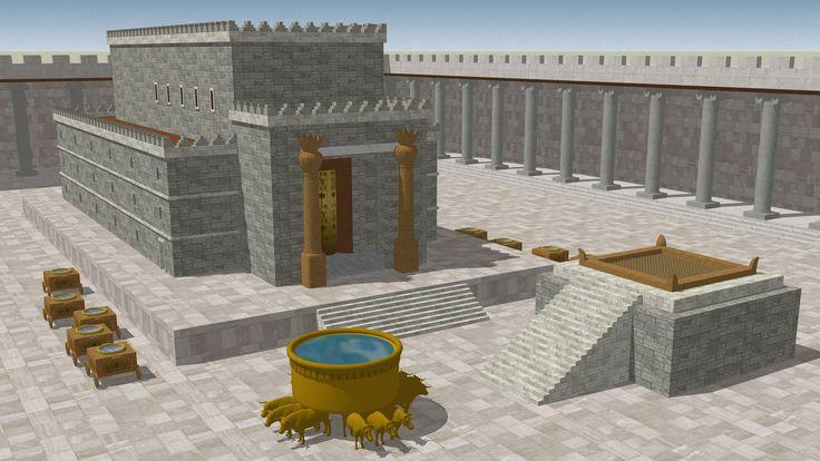 25+ bästa Solomons temple idéerna på Pinterest | Salomo ...