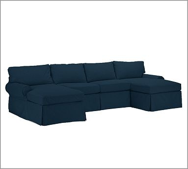 Navy Sectional Pb Formal Living Room Take 2 Pinterest Interiors Inside Ideas Interiors design about Everything [magnanprojects.com]