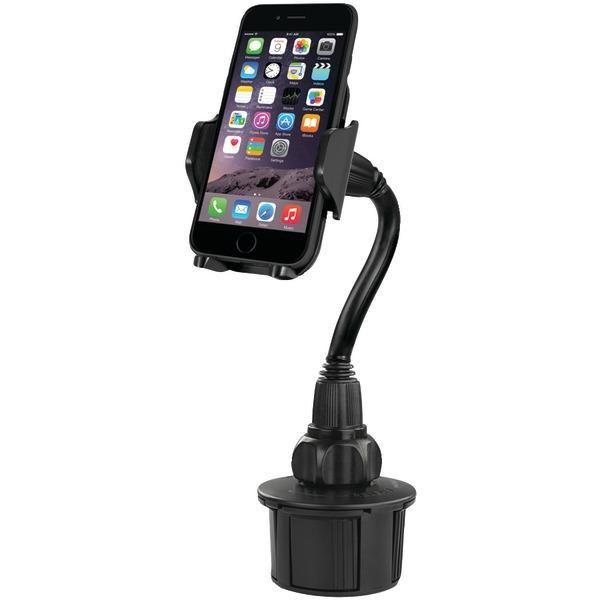 Macally(R) MCUPXL Extra-Long Adjustable Cup Holder Mount