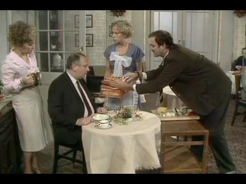 Fawlty Towers The Germans http://www.foreignmoviesfinger.com