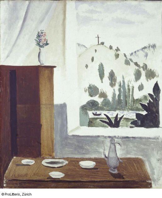 Andre Derain: Nature morte au Calvaire (1912)