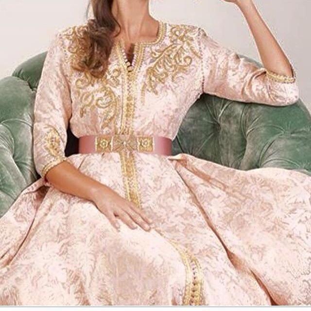 Caftan 2016 de Haute Couture Marocaine : Vente Sur Mesure - Caftan Marocain de Luxe 2016 : Boutique Vente Caftan FatimaZahra
