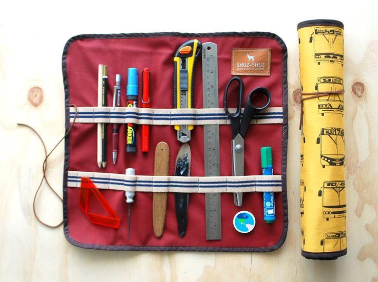 porta pinceles y herramientas Shuz-Shuz