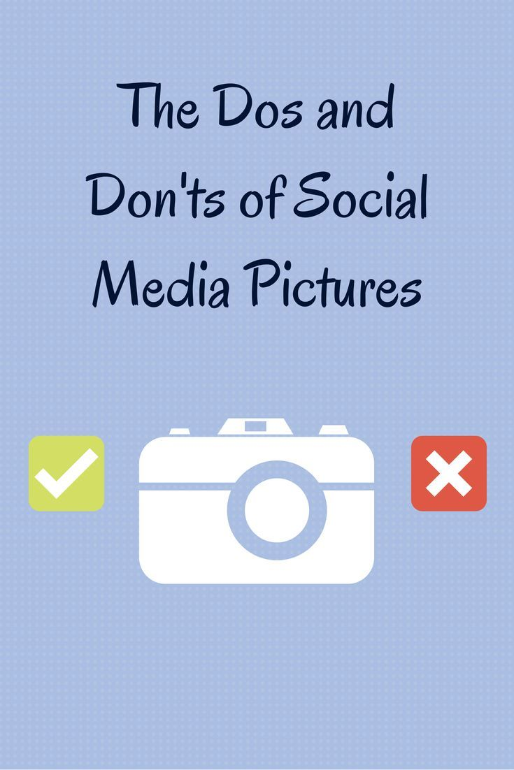 Great tips via @hootsuite - To reach the full visual engagement potential of your social media pictures, here are DOs and DON'T for your page's essential visual elements: profile photos, cover images, and picture posts.