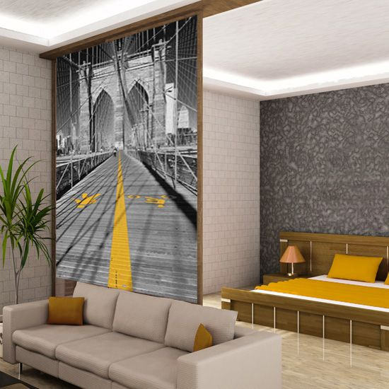 The mesmerizing Brooklyn Bridge can now be part of your home