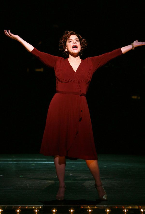 Some day, I'll belt out the classics on stage (Ok, I'm no Patti LuPone, but it's a dream)