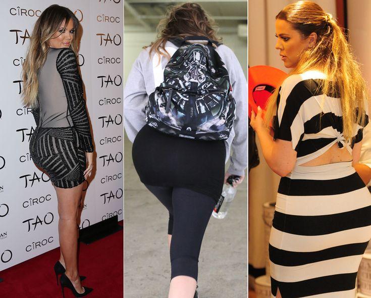 Las hermanas de Kim Kardashian no quieren ser unas segundonas -aunque lo son-, así que ponen todo de su parte para robarle planos. Khloé (30) era una chica normal hasta que, de un día para otro, apareció con un culo descomunal que rivalizaba con el de su propia hermana. Ahí empezaron a asentarse los rumores de que el culo de Kim era postizo. Ella sacó unas radiografías en su reality para demostrar que no tenía implantes. No sabemos si Khloé podría pasar la misma prueba...