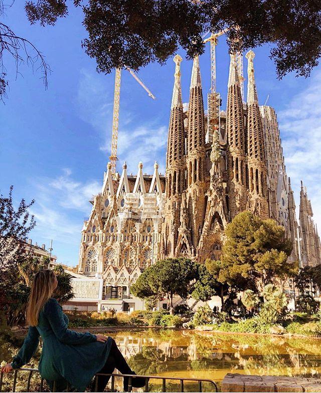 Sagrada Familia Barcelona Barcelona Cidade Alicante Espanha Espanha