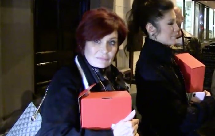 Ck Takes: Sharon Osbourne Capes Up For James Franco He Should Come To Oscars With His Dk Out! [Video]