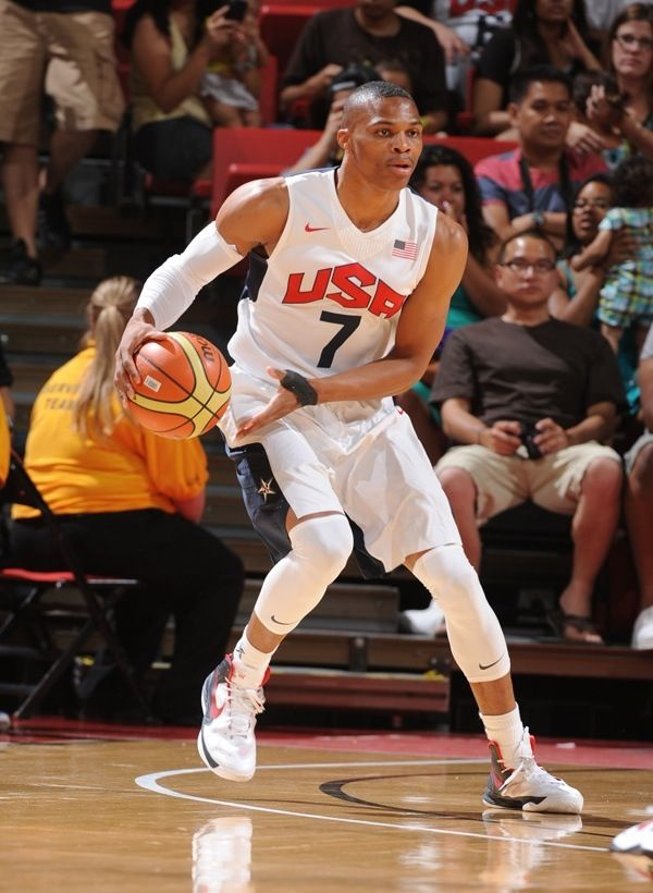 Russel Westbrook - 2012 USA Basketball Team