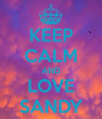 keep_calm_and_love_sandy - Google Search