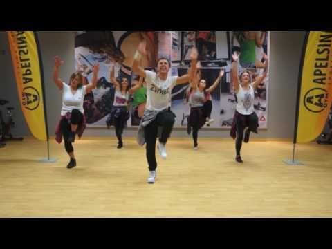 Zumba - VENTE PA' CA - Ricky Martin ft. Maluma - YouTube