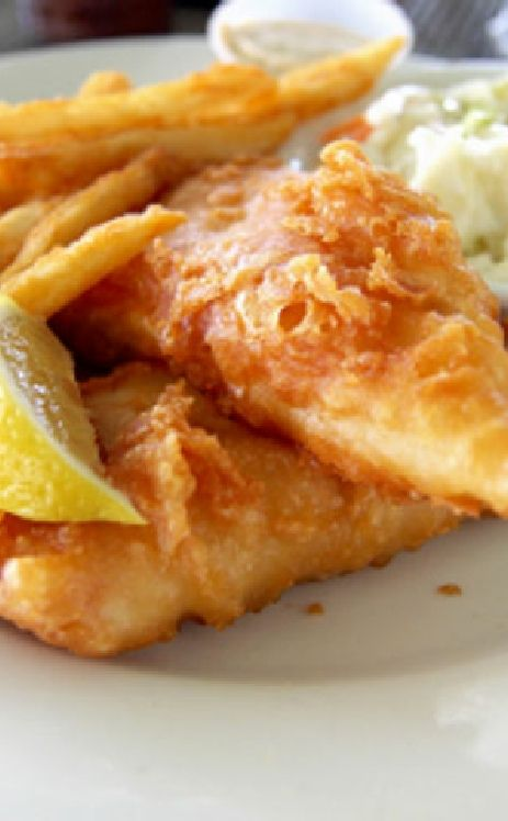 Low FODMAP and Gluten Free Recipe - Oven-baked fish and chips  ---   (update)    --  http://www.ibssano.com/low_fodmap_recipe_oven_baked_fish_and_chips.html