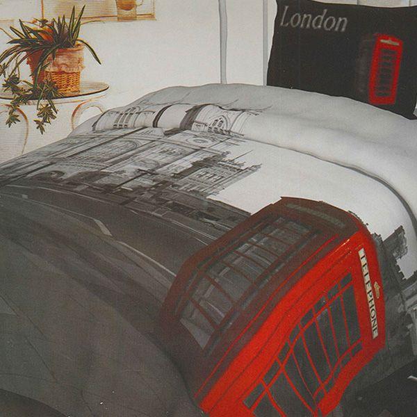 London Duvet Set