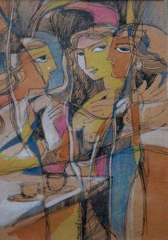 Saswati Chaudhuri - Ma collection