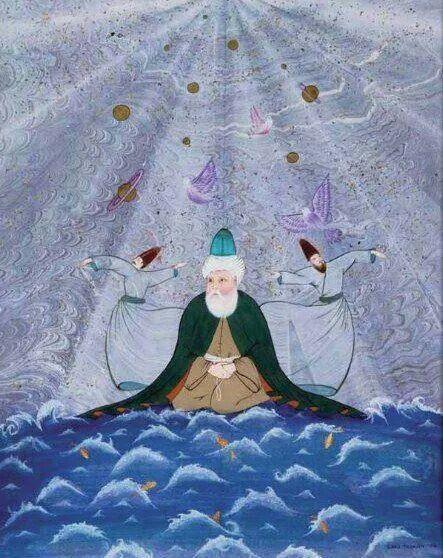 """""""El secreto no está en conocer todas las respuestas, sino en comprender todas las preguntas."""" Sabiduria Sufi"""