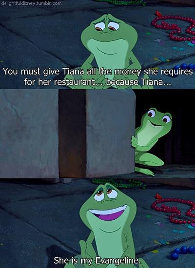 Princess and the Frog.