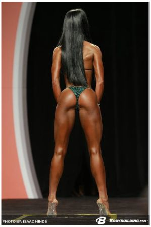 Ashley Kaltwasser IFBB Bikini PRO -2013 Bikini Olympia Champion! Those glutes and hammies!!!!!