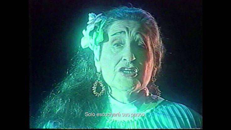 Margot Loyola: Un poco Cantora