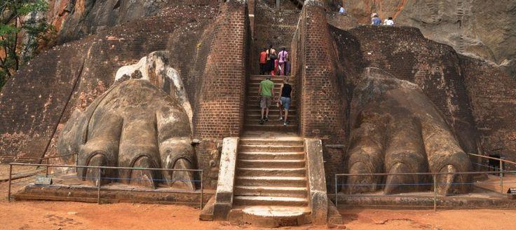 Day Tour – Sigiriya (Option3)   Tropical Way Tours