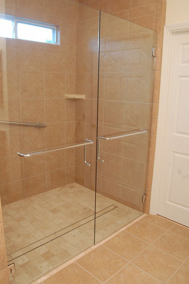 75 best Curbless showers with linear drains images on ...