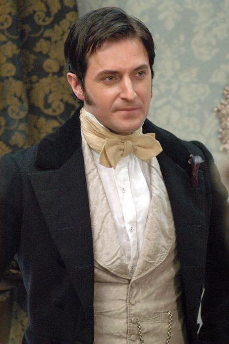 John Thornton himself! North and South (2004) - BBC still  #richardarmitage #victorian