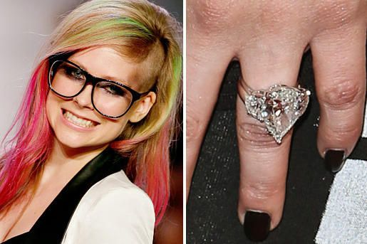 Official Site Celebrity Rings Celebrity Engagement