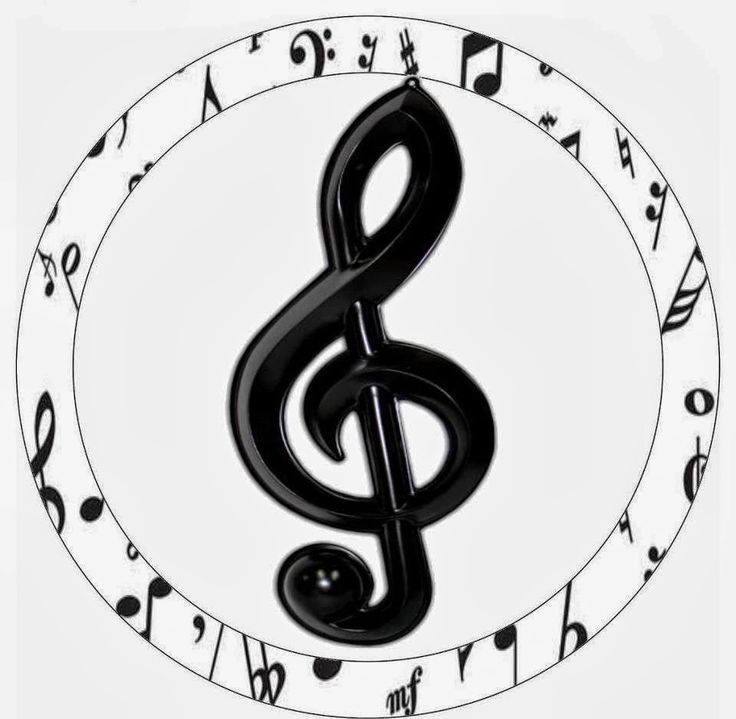 Music: Free Printable Candy Bar Labels.