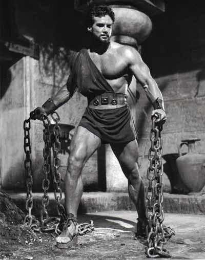 Steve Reeves - Hercules 1959.
