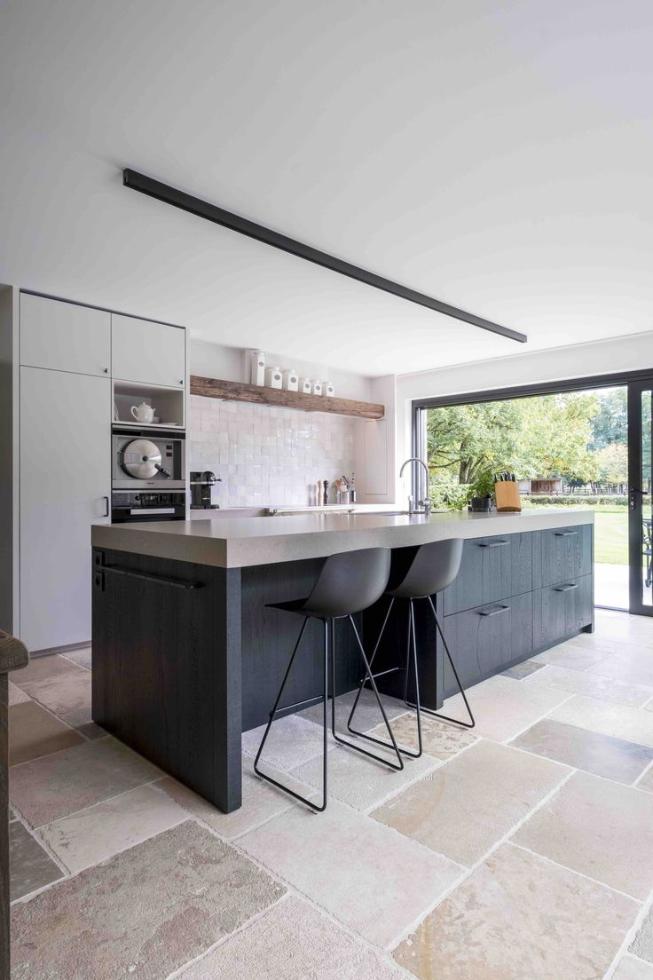 286 besten Keuken Bilder auf Pinterest | Innenräume, Küche schwarz ...