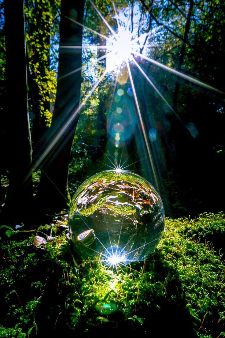 riflessi - goccia d'acqua - fotografia della natura - macro - fine art photography