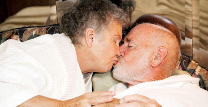'In verpleeghuizen is seksualiteit vooral een probleem'