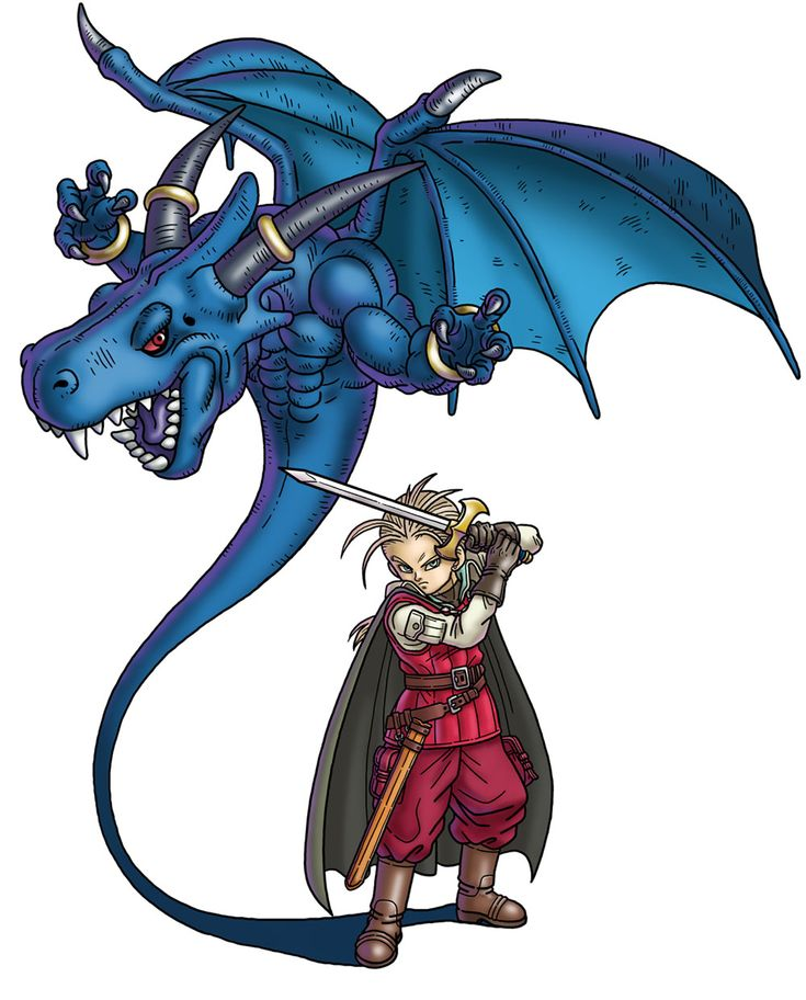 King Jibral from Blue Dragon: Awakened Shadow