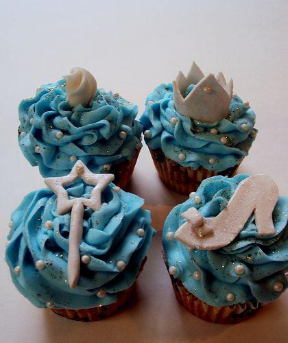 Cinderella Cupcakes | Kati Angelini | Flickr