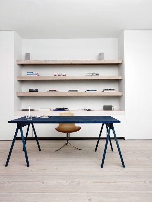 Dinesen Home ist eine exklusive Wohnung von Anouska Hempel designt in Kopenhagen, in der jedes einzelne Detail die Leidenschaft für Holz und den Dinesen-Stil widerspiegelt.
